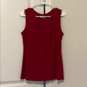 Beautiful red dress shirt